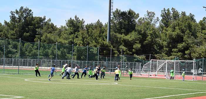 Περισσότερα από 250 παιδιά συμμετείχαν στις «Αλσοπαιδιές» του Δήμου Γαλατσίου