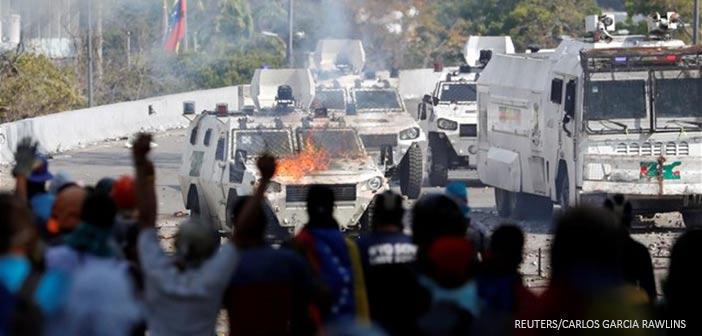ΟΗΕ: Οι δυνάμεις ασφαλείας του Μαδούρο διέπραξαν εγκλήματα κατά της ανθρωπότητας