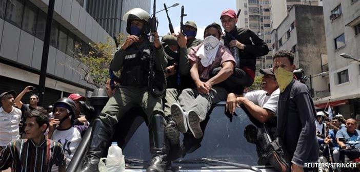 Βενεζουέλα: Η «Επιχείρηση Ελευθερία» συνεχίζεται, διαμηνύει ο Γκουαϊδό