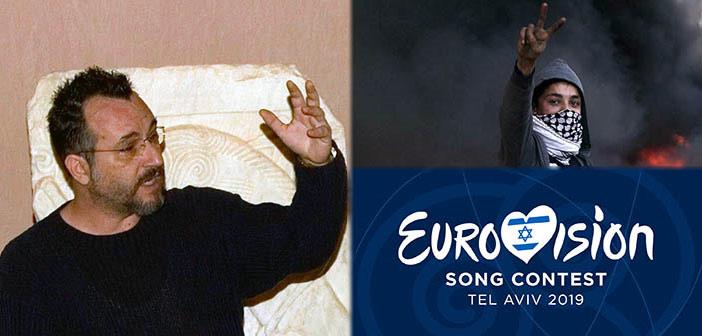 Στάθης Γκότσης: Φέτος γυρίζουμε την πλάτη στην Eurovision – στηρίζουμε την Παλαιστίνη!