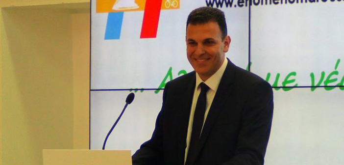 Ανοιχτή πρόσκληση Γ. Καραμέρου σε Θ. Αμπατζόγλου για δημόσια συζήτηση για το Μαρούσι