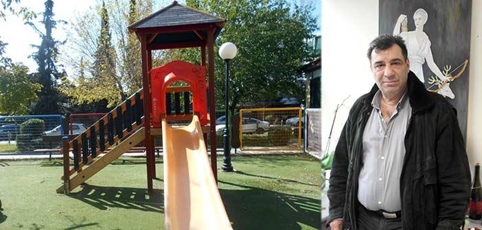 Βασίλης Κόκκαλης: Η ασφάλεια των παιδιών μας είναι προτεραιότητα του Δήμου Αμαρουσίου κ. Σγουρέ
