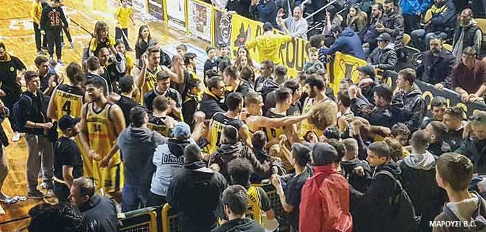 Α2 μπάσκετ Ανδρών: Παραμένει στην κατηγορία το Ψυχικό – Στα playouts το Μαρούσι