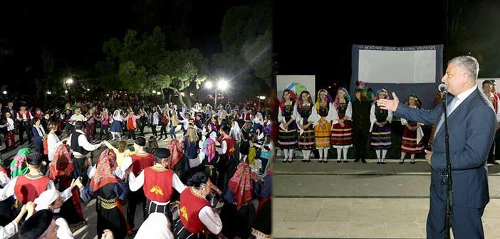 Ζωντανή μουσική και χορός στο 5ο Φεστιβάλ Παραδοσιακών Χορών Δήμου Αμαρουσίου