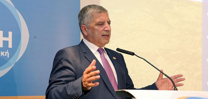 Ο Γ. Πατούλης συγχαίρει τον αντιπρόεδρο του Κογκρέσου Τοπικών & Περιφερειακών Αρχών του Συμβουλίου της Ευρώπης