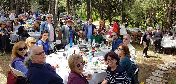 Στη γιορτή της Πρωτομαγιάς στην Πύρνα οι Πολίτες σε Δράση – Λυκόβρυση & Πεύκη Μαζί