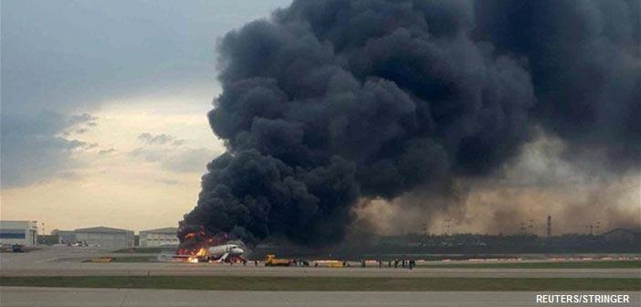 Ρωσία: Στους 41 οι νεκροί από το αεροπορικό δυστύχημα στο Σερεμέτιεβο