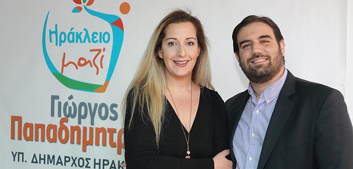 Υποψήφια με τον Γ. Παπαδημητρίου η Γ. Σικόλα
