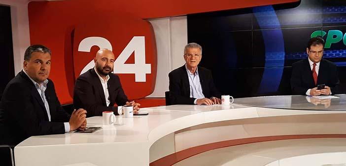 Ο Γ. Θεοδωρακόπουλος στο Action 24