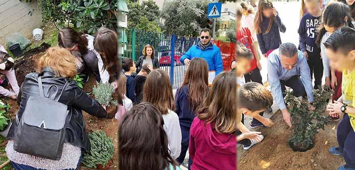 Εκστρατεία Περιβαλλοντικής Ευαισθητοποίησης του Δήμου Παπάγου-Χολαργού