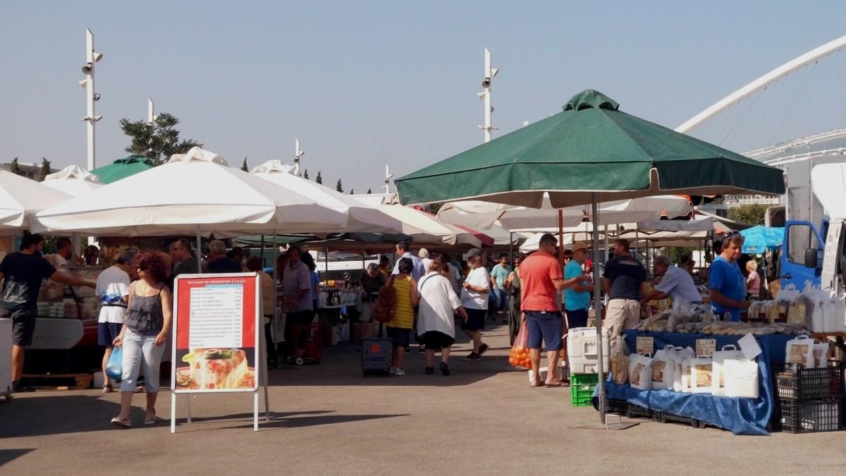 48η δράση διάθεσης εγχώριων αγροτικών προϊόντων από τον Δήμο Αμαρουσίου