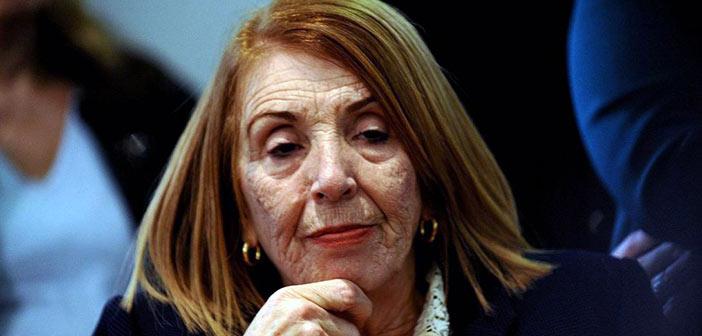Χριστοδουλοπούλου: Ζητώ συγγνώμη από τον ΣΥΡΙΖΑ – Δεν κατεβαίνω στις εκλογές