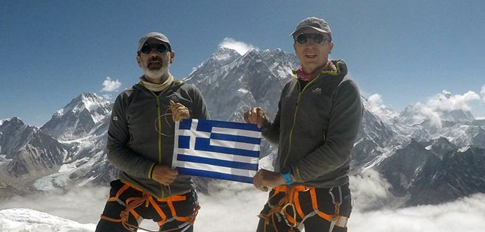 «Οι Έλληνες στην κορυφή του Έβερεστ» – Προβολή ντοκιμαντέρ