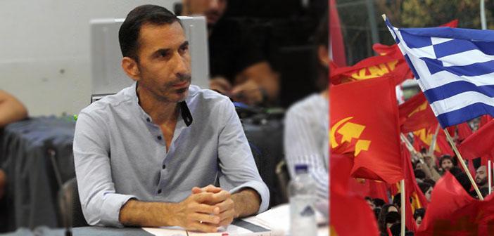Θανάσης Φωτόπουλος: Η εργατική-λαϊκή αντιπολίτευση δεν είναι αυτοσκοπός, είναι ο δρόμος της ταξικής πάλης