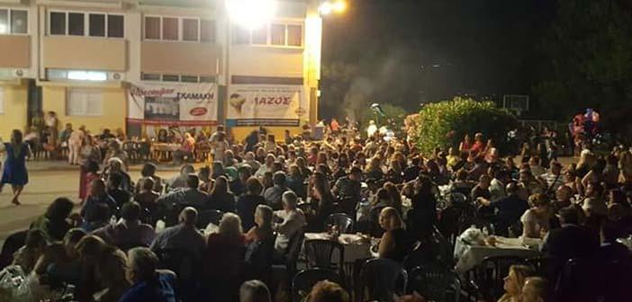 Κοσμοσυρροή στη γιορτή της Κίνησης Πολιτών Λυκόβρυσης για τον Κλήδονα