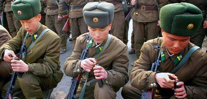 «Εκατοντάδες» οι τοποθεσίες δημοσίων εκτελέσεων στη Βόρειο Κορέα