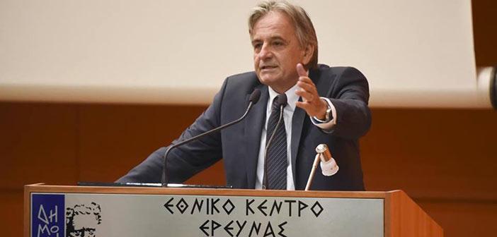 Ο Β. Γιαννακόπουλος 1ος σε σταυρούς στην Ανεξάρτητη Αυτοδιοίκηση Αττικής στον Β.Τ.
