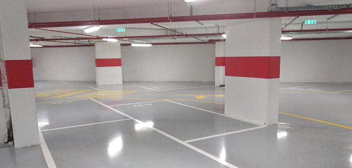 Εγκαινιάζεται το υπόγειο πάρκινγκ της πλατείας Ευτέρπης
