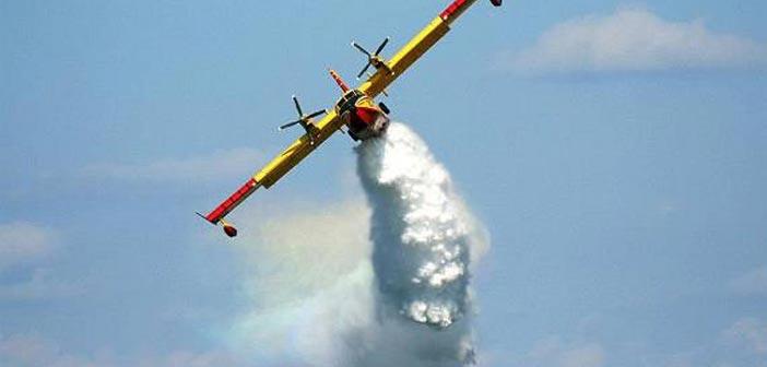 Μεγάλη πυρκαγιά στον Κιθαιρώνα Αττικής