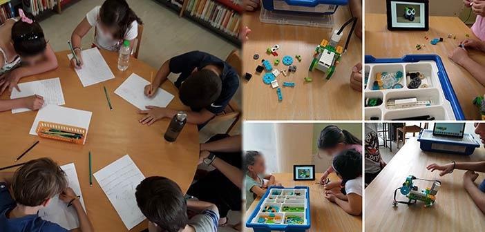 Καλοκαίρι στη Δημοτική Βιβλιοθήκη Ηρακλείου με βιβλία, παιχνίδι και ρομποτική…