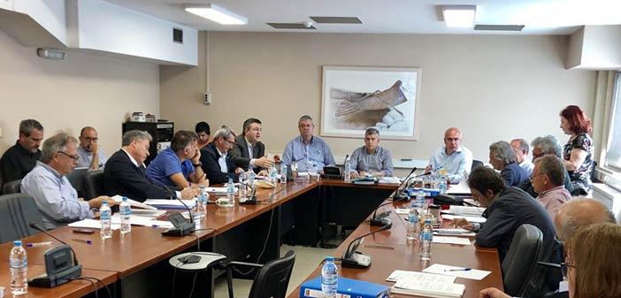 Συνεδριάζει η ΕΝΠΕ για τις επερχόμενες ρυθμίσεις κυβερνησιμότητας των ΟΤΑ