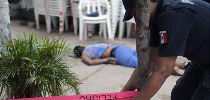 Ρεκόρ ανθρωποκτονιών το πρώτο εξάμηνο του 2019 στο Μεξικό