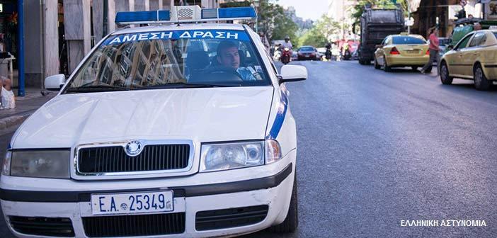 Αστυνομικοί της Άμεσης Δράσης καταδίωξαν και συνέλαβαν διαρρήκτες στα Βριλήσσια