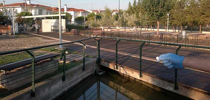 Συνεχίζεται το πρόγραμμα καταπολέμησης κουνουπιών από τον Δήμο Κηφισιάς