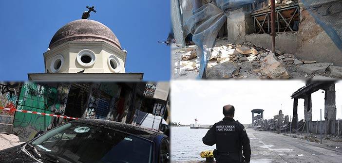 Σεισμός 5,1 Ρίχτερ στην Αττική – Συνεχής ροή ειδήσεων