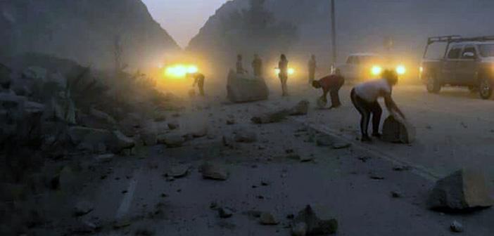 Ισχυρός σεισμός 6,9 Ρίχτερ στη νότια Καλιφόρνια – Ζημιές σε σπίτια, ένας τραυματίας