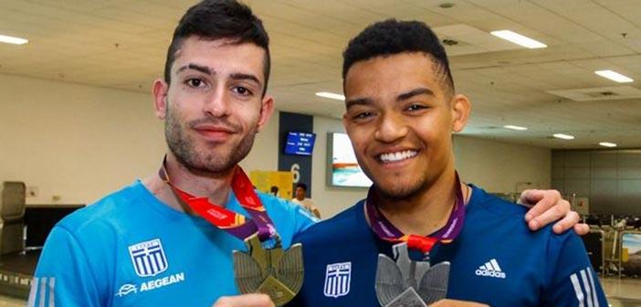 «Χρυσός» ο Τεντόγλου και «αργυρός» ο Καραλής στο Ευρωπαϊκό Πρωτάθλημα Στίβου