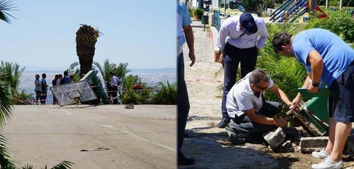 Χίος: Έκλεισε το μοιραίο γηπεδάκι όπου έχασε τη ζωή του ο νεαρός Μαρουσιώτης