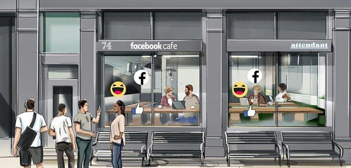 Facebook cafe θα κερνά τσάι και… συμβουλές για το απόρρητο