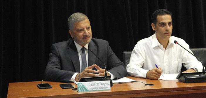 «Αντίο» του Γιώργου Πατούλη στο Δημοτικό Συμβούλιο Αμαρουσίου
