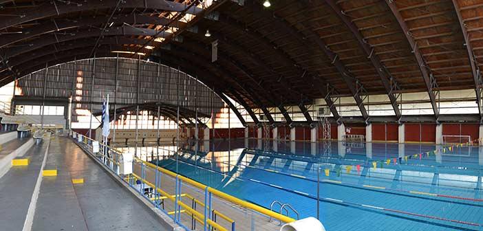 Ενεργειακή αναβάθμιση του κλειστού κολυμβητηρίου Νίκαιας
