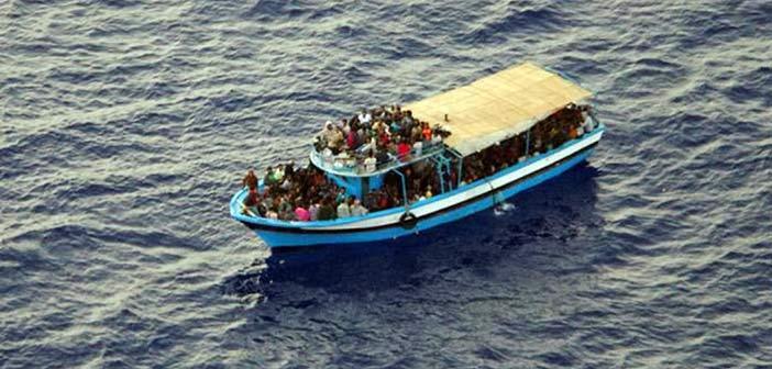 Μετανάστες πέθαναν μεσοπέλαγα από την πείνα και τη δίψα
