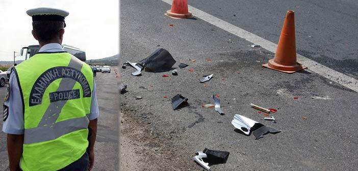 Ταυτοποιήθηκαν τα στοιχεία θύματος τροχαίου στην παλαιά εθνική οδό Θεσσαλονίκης – Βέροιας
