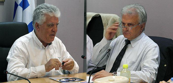 Άρχισαν τους «καβγάδες» πριν καν ορκισθούν Β. Ζορμπάς και Γ. Σταθόπουλος