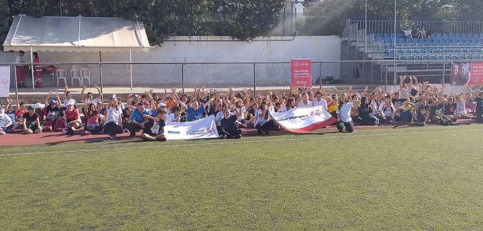 Το πρόγραμμα «Play Unified – Learn Unified» των Special Olympics Hellas στα Βριλήσσια