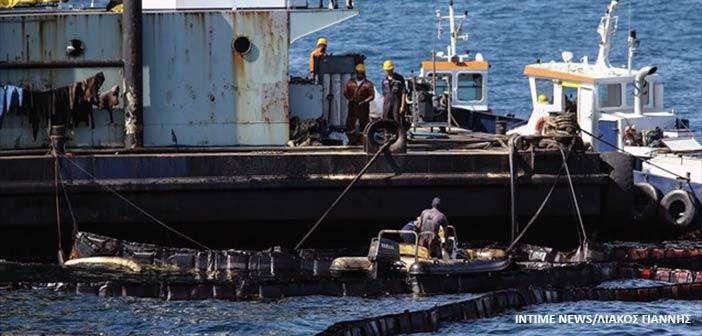 WWF: Δύο χρόνια από το ναυάγιο του «Αγία Ζώνη ΙΙ» καμία τιμωρία για το περιβαλλοντικό έγκλημα