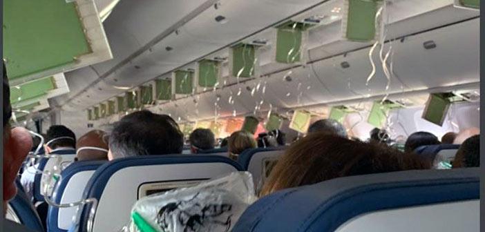 Πτήση τρόμου: Αεροπλάνο έχασε 30.000 πόδια σε λίγα λεπτά