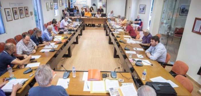 Σύμπραξη τριών παρατάξεων με τη διοίκηση του Δήμου Χαλανδρίου