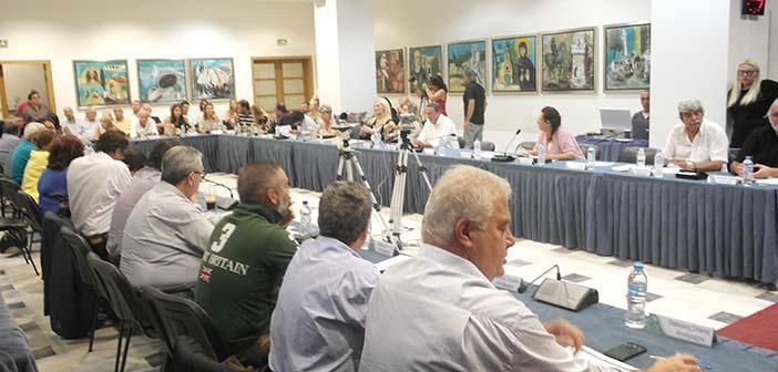 Ειδική συνεδρίαση Δημοτικού Συμβουλίου Αμαρουσίου στις 17 Δεκεμβρίου