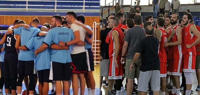 Στον επόμενο γύρο του κυπέλλου μπάσκετ Δούκας, Παπάγος και Πεντέλη