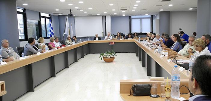 Συνεδρίαση Δημοτικού Συμβουλίου Ηρακλείου Αττικής στις 30 Δεκεμβρίου