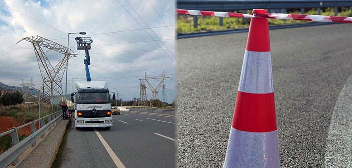 Έργα ηλεκτροφωτισμού θα ταλαιπωρήσουν τους οδηγούς σε 6 Δήμους του Βορείου Τομέα Αθηνών
