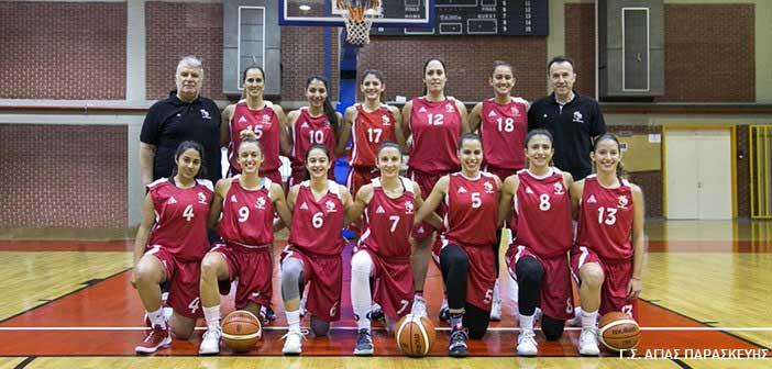 Κύπελλο Μπάσκετ Γυναικών: Νίκη της Αγίας Παρασκευής επί του Φοίνικα Πειραιά με 51-44