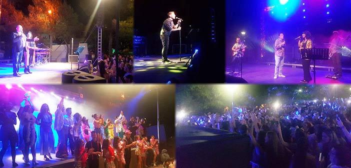 Ατέλειωτο πάρτι με μουσική, χορό και κέφι στα «Ηράκλεια»