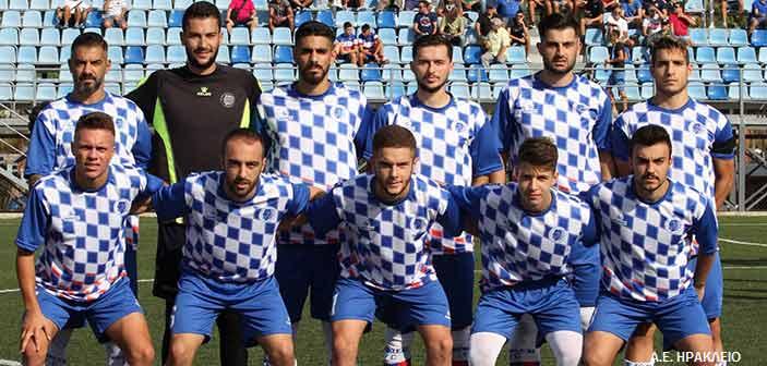 Νίκη του Ηρακλείου με 3-0 επί της Μεταμόρφωσης