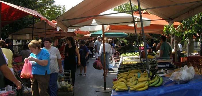 Συμπλοκή στη λαϊκή αγορά Αγίας Παρασκευής – Δάγκωσαν το αυτί παραγωγού